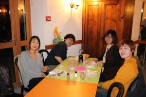 Nos amis coréens !